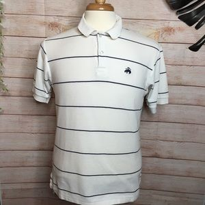 Brooks Brothers Golden Fleece striped polo…